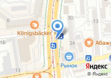 Компания «Наш мастер» на карте