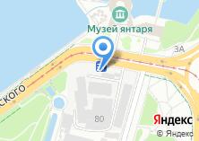Компания «Редут» на карте