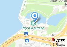 Компания «Янтарный Дом» на карте