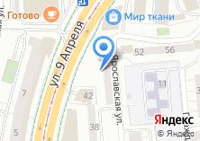 Компания «Участковый пункт полиции №5» на карте