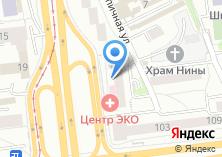Компания «Медицинский кабинет» на карте