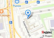 Компания «Сталин» на карте