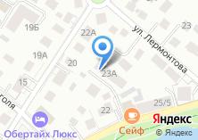Компания «Строящийся жилой дом по ул. Верхнеозерная» на карте