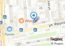 Компания «Эконом» на карте