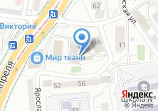 Компания «Юкор-Строй» на карте