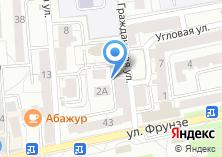 Компания «ЖЭУ-9 Ленинградского района» на карте
