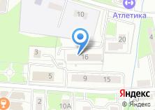 Компания «Балтийское управление механизации» на карте