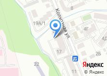 Компания «Первая городская поликлинника» на карте