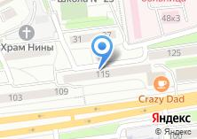 Компания «Банкомат Сбербанк России Калининградское отделение» на карте