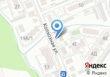 Компания «Котбус» на карте