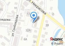 Компания «Тыловая служба» на карте
