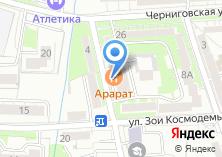Компания «Лаура» на карте