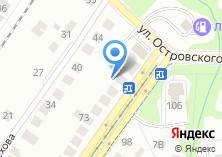 Компания «Адвокатский кабинет Жуковской Н.В» на карте