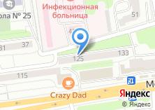 Компания «МирРемонта» на карте