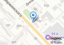 Компания «Фурнилофф» на карте