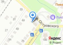 Компания «Кафель Классик» на карте