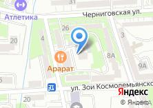 Компания «Феникс СБ» на карте