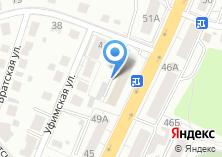 Компания «Eurocarz.ru» на карте