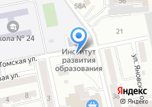 Компания «Нотариус Афанасьева К.М» на карте