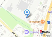 Компания «AutoDirect» на карте