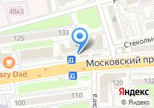 Компания «Люкс Оптик» на карте