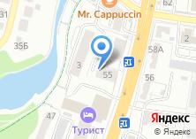 Компания «Евродент» на карте