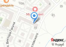 Компания «СтройТехМаш» на карте