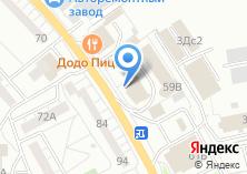 Компания «Валюмак Авто» на карте