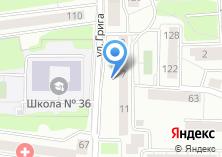 Компания «Локоны Кристины» на карте