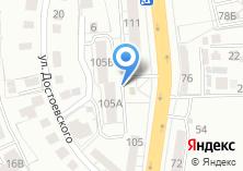 Компания «АНРОС ПЛЮС» на карте