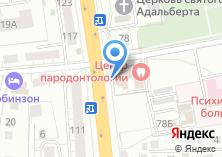 Компания «Стройком-39» на карте