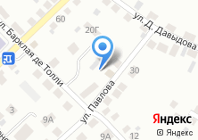 Компания «Клавдия» на карте