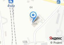 Компания «Алекс сеть автомагазинов» на карте