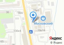 Компания «Звук» на карте