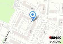 Компания «Строящийся жилой дом по ул. Майский пер» на карте