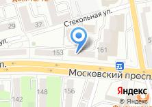 Компания «Диомед» на карте