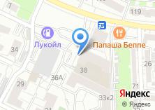 Компания «Строй-партнер» на карте