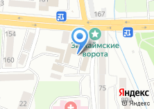 Компания «Фьюжн экспресс» на карте