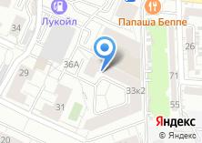 Компания «Салон-парикмахерская №1» на карте