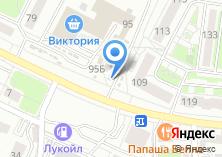 Компания «Нежинская молочная фабрика» на карте