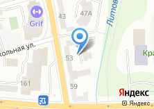 Компания «Шани люкс» на карте