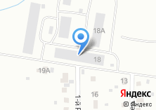 Компания «МДФ» на карте