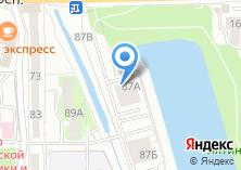 Компания «Пивной мир» на карте