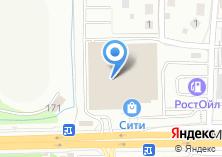 Компания «Сити Калининград» на карте