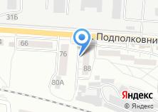 Компания «Почтовое отделение №34» на карте