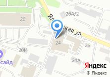 Компания «Эккаунт» на карте