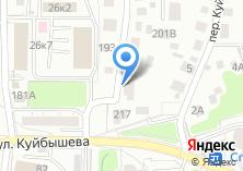 Компания «YA39.ru» на карте