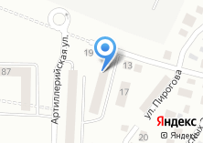 Компания «Строящийся жилой дом по ул. Закатная» на карте