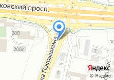 Компания «Отис Лифт» на карте