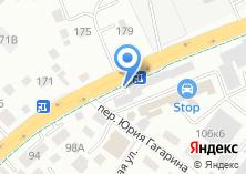 Компания «Гагарина 106» на карте